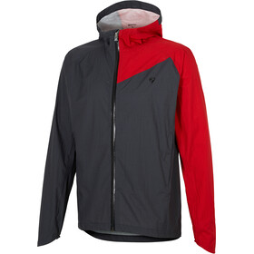 Ziener Cagome Jacket Men red/black